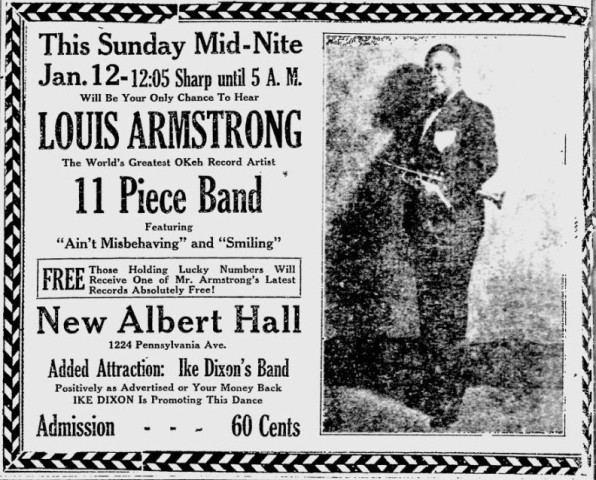an analysis of the influence of jazz musician louis armstrong Musician bandleader basie met many jazz musicians, including louis armstrong it was at this time that he began to be known as count basie (see jazz royalty.
